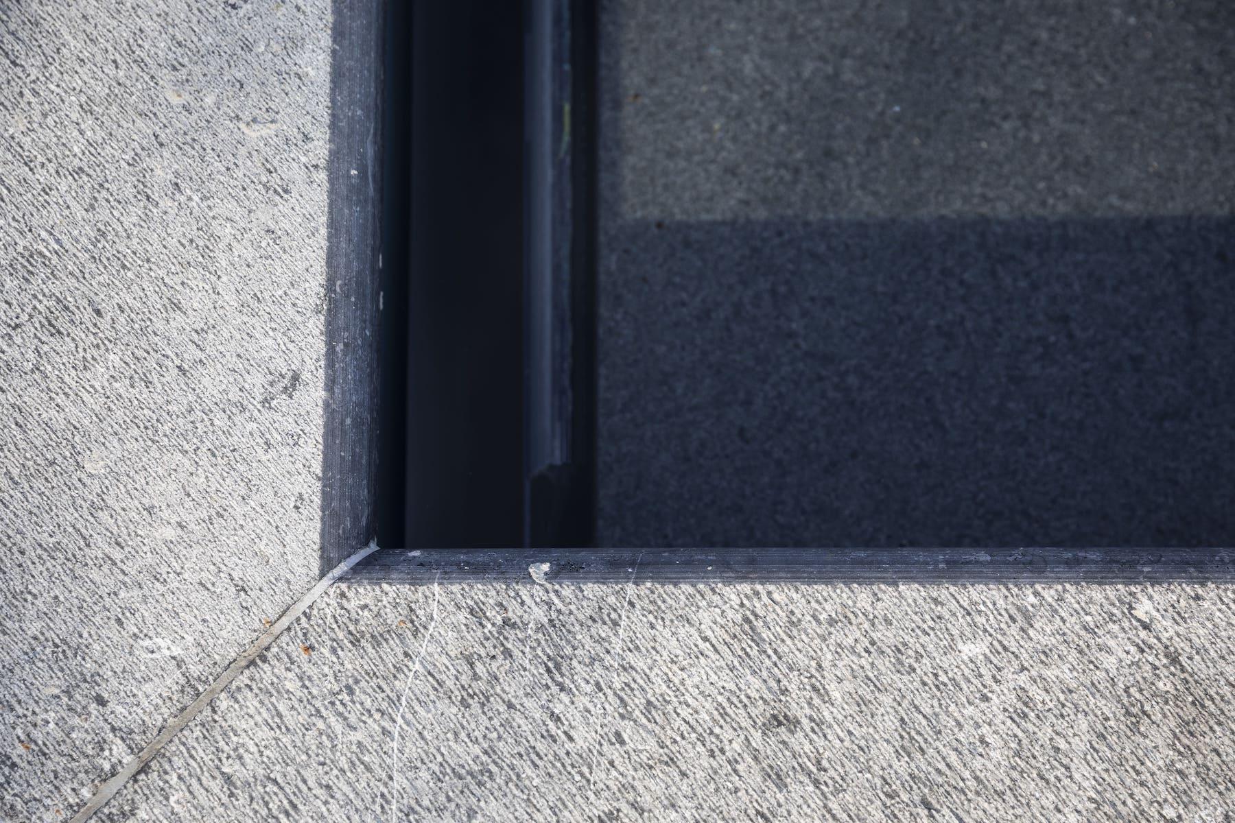 borduur blauwe steen